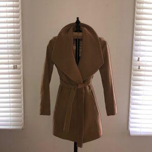 Michael Kors Wrap Jacket
